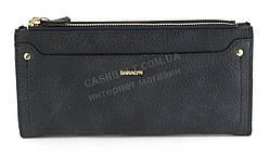 Удобный женский кошелек барсетка из качественной эко кожи SARALYNart. C 10388 темно синий