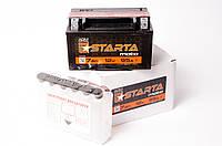 Аккумулятор МОТО STARTA 12V 7A сухозаряженный с элементом
