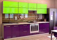 """Кухня """"Фреш 2,8 м"""" Альфа-Мебель"""