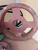 Большой ременной шкив косилки роторной