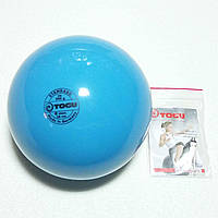 М'яч художньої гімнастики Togu FIG 300 гр, 16 см, фото 1