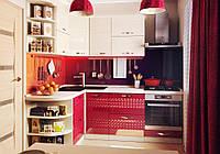 """Альфа-Мебель Угловая кухня """"Juice 1,5 м х 2,2 м"""" Альфа-Мебель"""