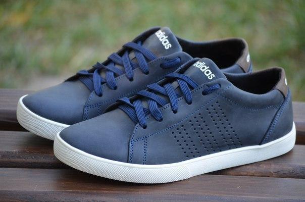Мужские летние кроссовки Adidas синий (адидас a4f1fd13f524c