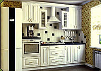 """Кухня """"Ретро 2,4 м"""" Альфа-Мебель"""