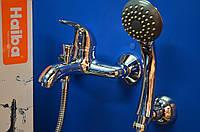 Смеситель для ванны Haiba Violet Chr.-009