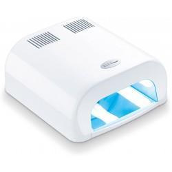 Лампа для геля и гель лака BEURER MPE 38 SERIE ELLIE LAMPA UV DO PAZNOKCI U RĄK I STÓP