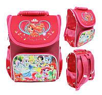Школьный рюкзак с ортопедической спинкой для девочки Princess - 87-1785
