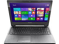 "Ноутбук 15"" Lenovo IdeaPad G50-45 Black (80E300HCUA) 15,6'' глянцевый LED HD (1366x768)"