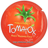 Пробник Tony Moly Tomatox Magic White Massage Pack