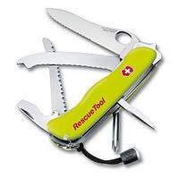 Складной армейский нож Victorinox Rescuetool One Hand 0.8623.MWN