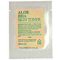 Пробник BENTON Aloe BHA Skin Toner