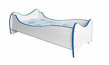 Односпальні ліжка з ДСП\МДФ