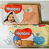 Детские влажные  салфетки Huggies 56шт