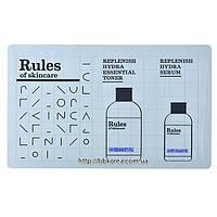 Пробник TOO COOL FOR SCHOOL Replenish Hydra Essential Toner & Serum