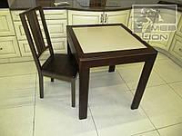 "Обеденный комплект: стол ""Милан""  и 2 стула Даллас"