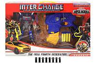 Робот Трансформер 4093, коробка 33*54*10 см.