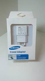 Зарядное устройство Samsung BlockTravel Adapter 10W (White)