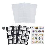 Страницы для альбома коллекционера Yow HASBRO YOKAI WATCH (B6046)