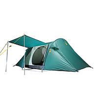 Палатка Wechsel Aurora 2 Zero-G (Green) + коврик Mola 2 шт
