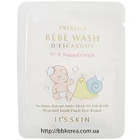 Пробник It'S SKIN Prestige Bebe Wash Descargot