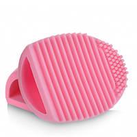 BrushEgg Щетка для чистки косметических кистей