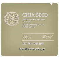 Пробник THE FACE SHOP Chia Seed No Shine Hydrating Cream