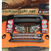 Фонари Land Rover Discovery 4 рейстайлинг комплектт