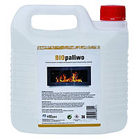 Биотопливо (топливо для биокаминов) -GLOBMETAL 3 л