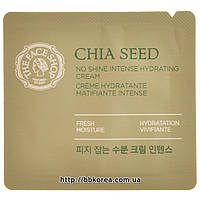 Пробник THE FACE SHOP Chia Seed No Shine Intense Hydrating Cream