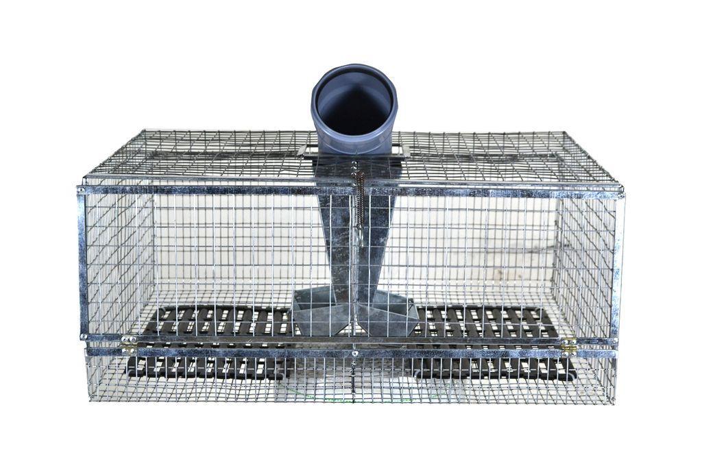 Клітка для кроликів (верхня секція)