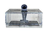Клетка для кроликов (верхняя секция)