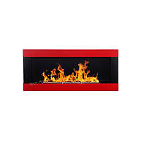 Биокамин  Nice-House H-Line  900x400 мм-красный