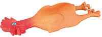 Игрушка Trixie Chicken для собак латексная, с пищалкой, 23 см