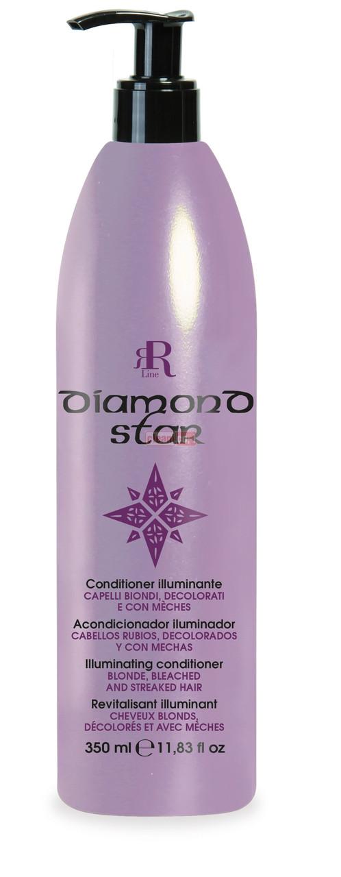 Кондиционер  R Line Diamond STAR illuminante для блондинок 350 мл