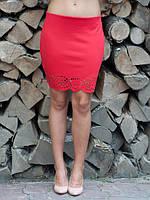 Красивая молодёжная юбка
