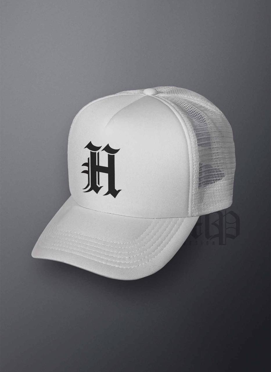 Кепка Тракер Huf H Logo (Хаф Х Лого)