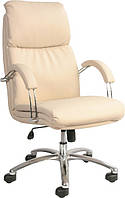 Кресло Примтекс Плюс Nadir steel chrome H-17