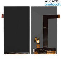 Дисплей (LCD, экран) для Alcatel One Touch 5010D Pixi 4 (5), оригинал