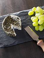 Блюдо для подачи 22х12,5 см; 7 мм, сланец