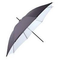 Зонт Black/White 110 см   UB-002