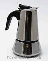 Гейзерная кофеварка MR1660-6