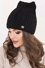 Женская шапка ушки «Габриэлла»
