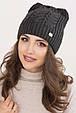 Женская шапка ушки «Габриэлла», фото 5