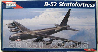 B-52 Stratofortress 1/72 MONOGRAM 5709