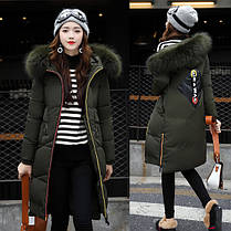 Зимова курточка жіноча, фото 3