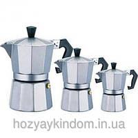 Гейзерная кофеварка Maestro MR 1666-3