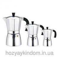 Гейзерная кофеварка Maestro MR 1667-9