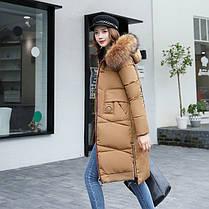 Зимова курточка жіноча, фото 2