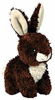 Игрушка Trixie Rabbit для собак плюшевая, с пищалкой, 15 см, фото 1