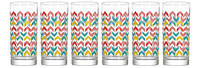Набор стаканов Luminarc Amsterdam Lyric N0031 (270 мл, 6 шт)